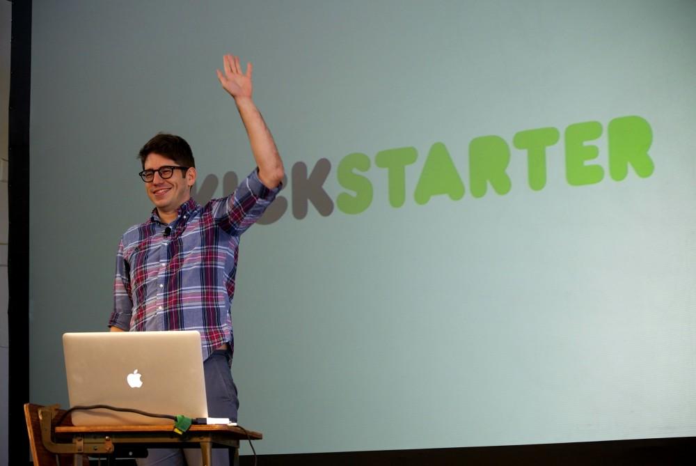 Yancey Strickler Kickstarter écologie crowdfunding