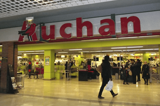Magasin Auchan Cergy
