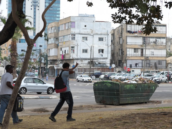 Tel Aviv - Immigrés