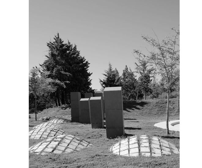 Mémorial aux juifs ethiopiens - Mont Herzl - Israël
