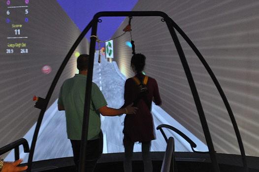 Centre de réalité virtuelle - Hôpital Tel-Ashomer