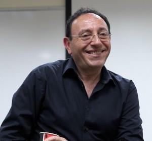 Michel Kichka, journaliste dessinateur