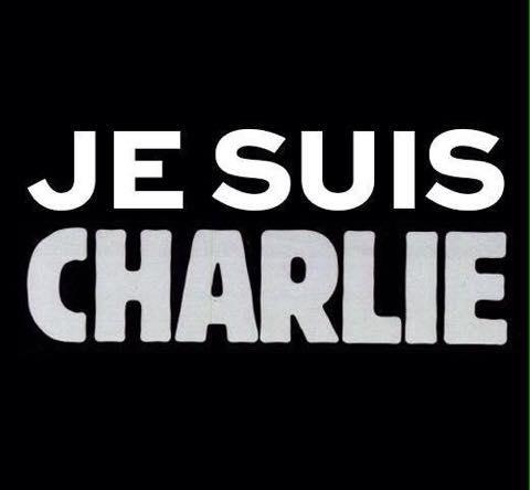 Soutien aux journaliste de Charlie hebdo