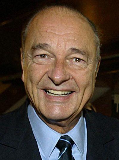 Jacques Chirac hospitalisé au Val-de-Grâce