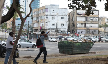 La petite Afrique de Tel Aviv