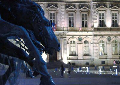 Lyon Hotel de ville
