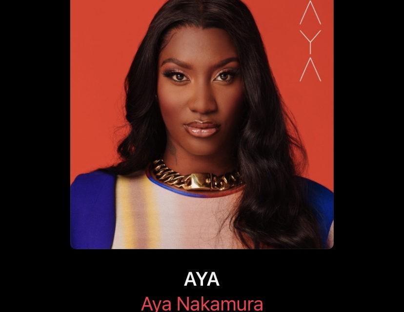 Aya Nakamura a une nouvelle fois dead ça avec son nouvel album -n'en déplaise aux puristes de la langue française