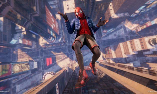 Jeux me confine… Avec Marvel's Spider-Man : Miles Morales