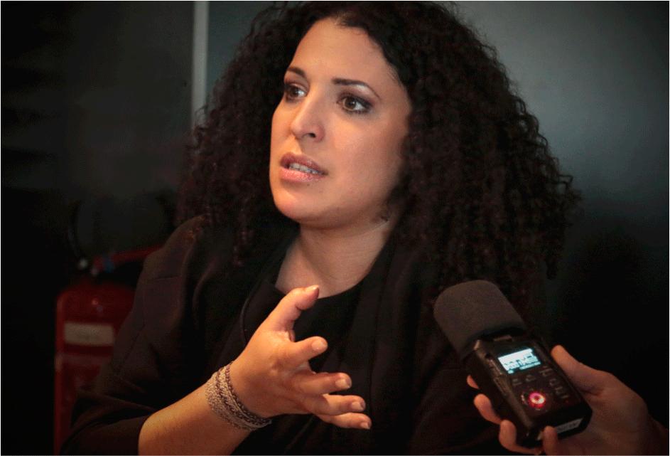 Rencontre avec Nora Hamadi