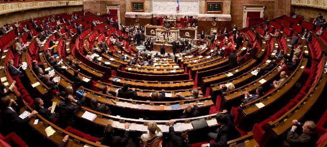 Les premiers de cordée à l'Assemblée nationale