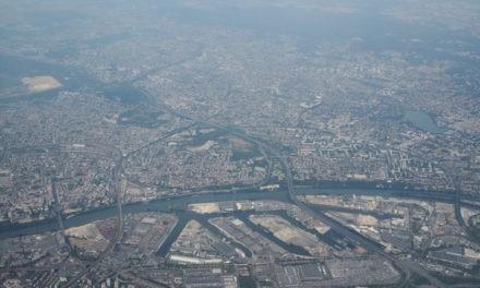 Le port de Gennevilliers