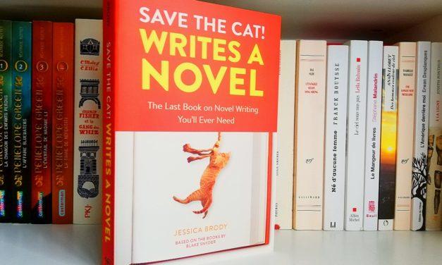 Save the cat! Writes a novel, ou comment apprendre à écrire