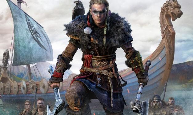 Jeux me confine… Avec Assassin's Creed Valhalla