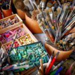 Art confiné, un boost creatif ? Regard de Cohliens