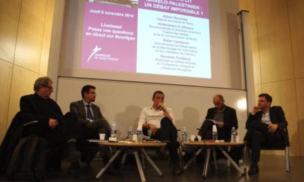 Les Français et le conflit israélo-palestinien :
