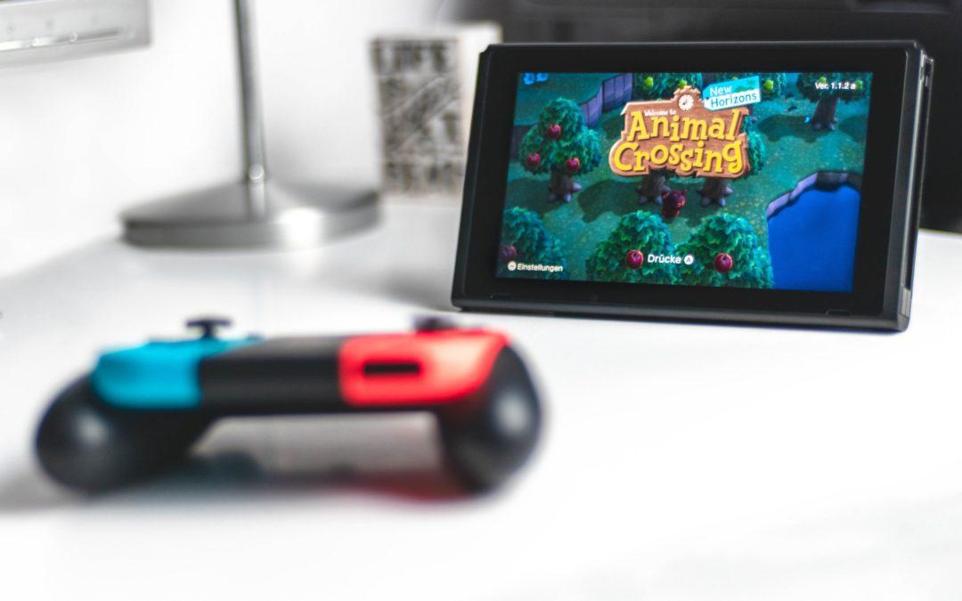 Jeux me confine… Avec Animal Crossing : New Horizons